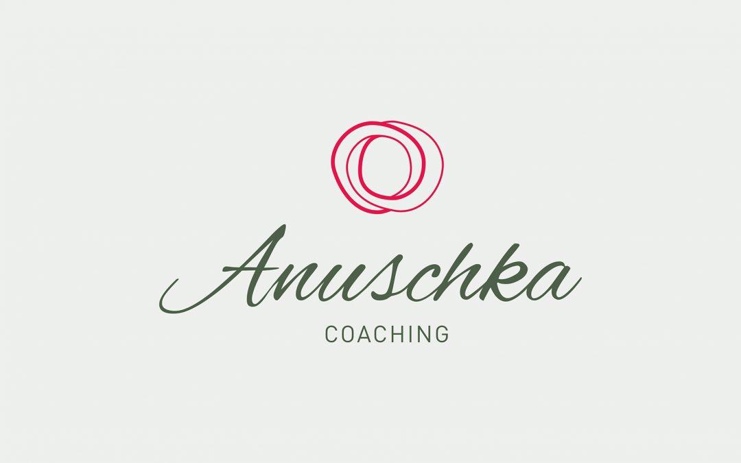 Logo voor Anuschka coaching